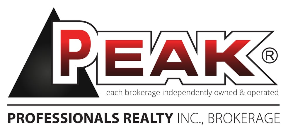 PEAK PROFESSIONALS REALTY INC. Brokerage*